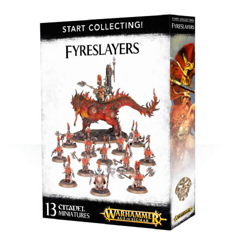 Start Collecting: Fyreslayers