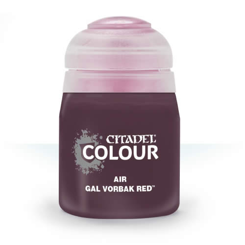 Gal Vorbak Red - Air