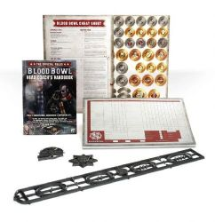 Browse Blood Bowl - Head Coaches Manual & Accessories