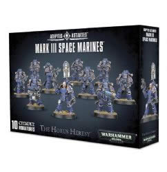 Browse Mark 3 Space Marines