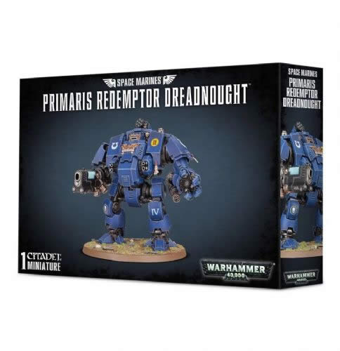 Space Marines - Primaris Redemption Dreadnought
