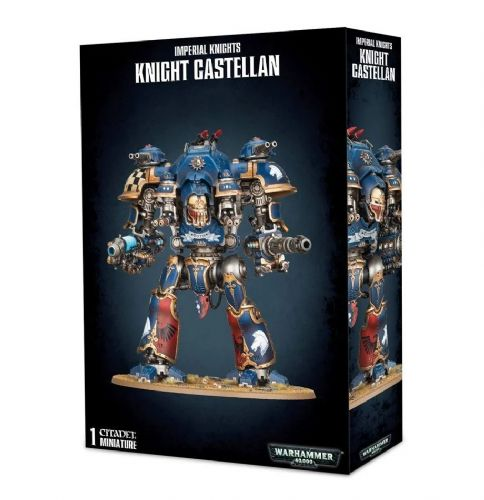 Imperial Knights - Knight Castellan