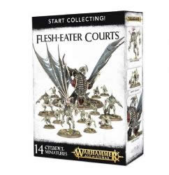Browse Start Collecting: Flesh-Eater Courts