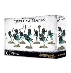 Browse Nighthaunt - Grimghast Reapers