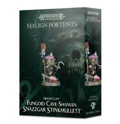Browse Moonclan - Fungoid Cave-Shaman Snazzgar Stinkmullett
