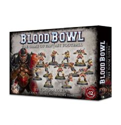 Browse The Doom Lords - Chaos Blood Bowl Team