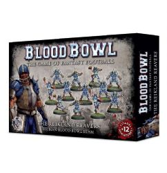The Reikland Reavers - Human Blood Bowl Team