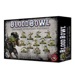 Browse The Scargar Snivellers - Goblin Blood Bowl Team