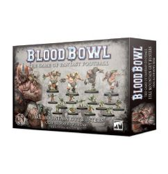 Browse Fire Mountain Gut Busters - Ogre Blood Bowl Team