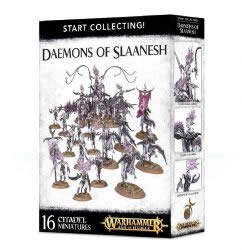 Browse Start Collecting: Daemons of Slaanesh