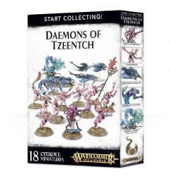 Browse Start Collecting: Daemons of Tzeentch