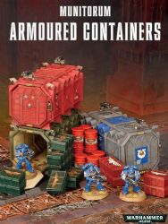 Browse Warhammer 40k - Munitorum Armoured Containers
