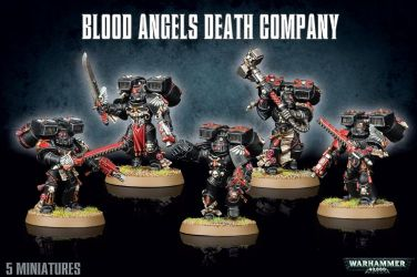 Browse Blood Angels - Death Company