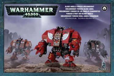 Browse Blood Angels - Furioso Dreadnought