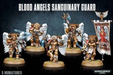 Browse Blood Angels - Sanguinary Guard