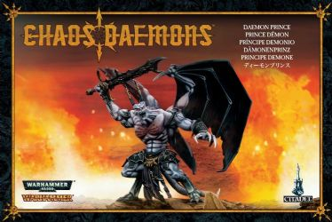 Browse Slaves to Darkness - Daemon Prince