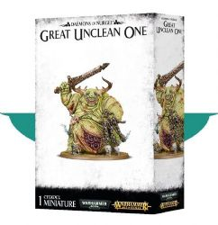 Browse Daemons of Nurgle - Great Unclean One