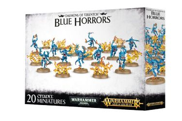 Browse Daemons of Tzeentch - Blue Horrors