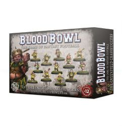 Browse Greenfield Grasshuggers - Halfling Blood Bowl Team