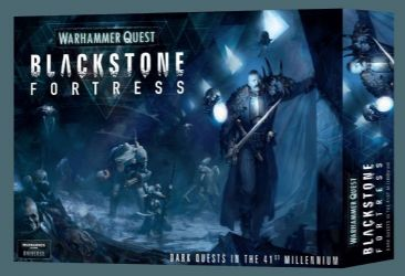 Browse Warhammer Quest - Blackstone Fortress Boxed Game