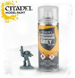Browse Mechanicus Standard Grey - Undercoat Spray