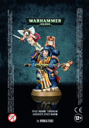 Browse Space Marines - Librarian
