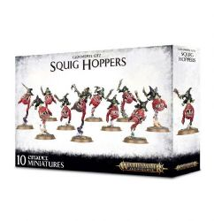 Browse Gloomspite Gitz - Squig Hoppers