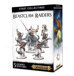 Browse Start Collecting: Beastclaw Raiders
