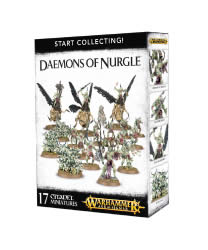 Browse Start Collecting: Daemons of Nurgle