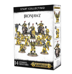 Browse Start Collecting: Ironjawz