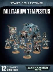 Start Collecting: Militarum Temptestus