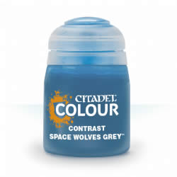 Browse Space Wolves Grey - Contrast