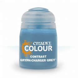 Browse Gryph-Charger Grey - Contrast