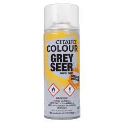 Browse Grey Seer - Undercoat Spray
