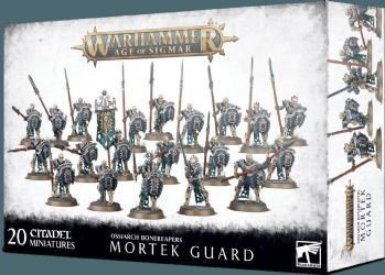 Browse Ossiarch Bonereapers - Mortek Guard