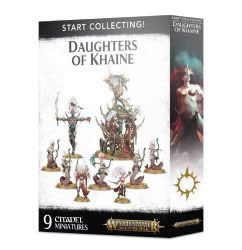 Browse Start Collecting: Daughters of Khaine