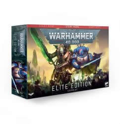 Browse Warhammer 40k - Game Set - Elite Edition