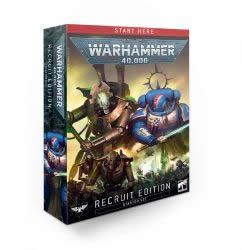 Browse Warhammer 40k - Game Set - Recruit Edition