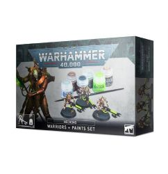 Browse Necrons - Warriors & Paint Set