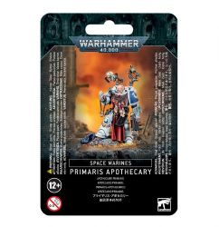 Browse Space Marines - Primaris Apothecary