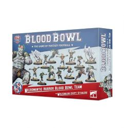 Browse The Wolfenburg Crypt-Stealers - Necromatic Horrors Blood Bowl Team