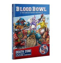 Browse Death Zone - Bloodbowl Companion book