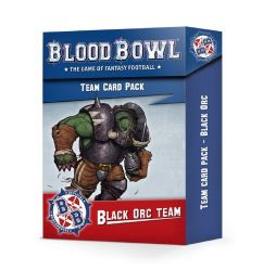 Browse Bloodbowl - Black Orc Team Card Pack