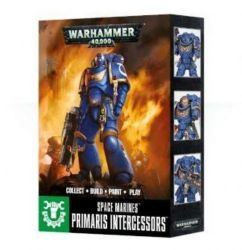 Browse Space Marines - Primaris Intercessors (Easy to Build)