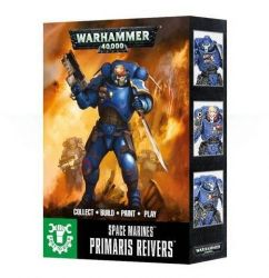 Browse Space Marines - Primaris Reviers (Easy to Build)