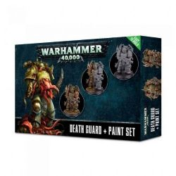 Browse Death Guard - Paint Set